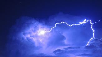 Оранжев код за гръмотевични бури и порои в 18 области днес, жълт - в 8