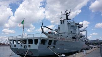 Чуждестранни военни кораби отварят врати за посетители във Варна
