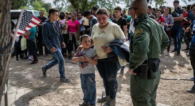 САЩ започнаха операции срещу нелегални имигранти