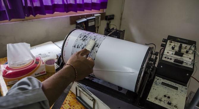 Земетресението с магнитуд от 7,2, което вчера разтърси Молукските острови