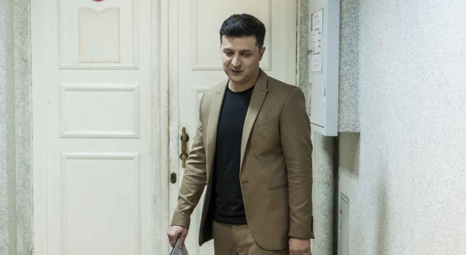 Президентът на Украйна се готви да придобие още власт на парламентарните избори