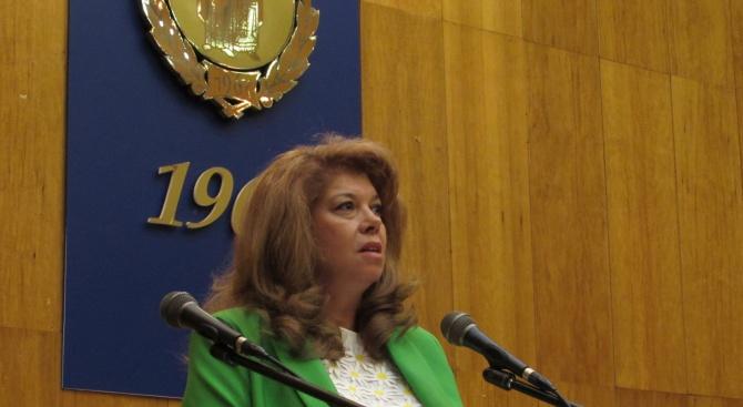 Илияна Йотова: Не очаквам да има спекулации при избора на нов главен прокурор