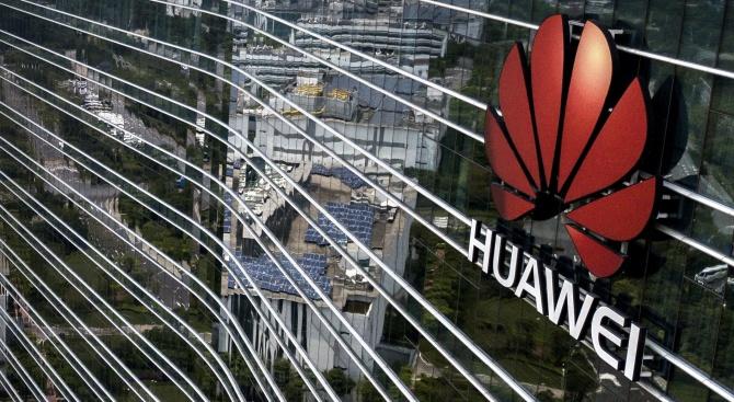 """Китайският телекомуникационен гигант """"Хуавей"""" (Huawei) заяви готовност да инвестира 3,1"""
