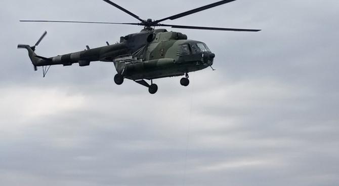 Военнослужещи от Силите за специални операции (ССО) получиха висока оценка