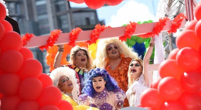 ЕСПЧ осъди Русия за отказ да регистрира асоциации на ЛГБТ общността