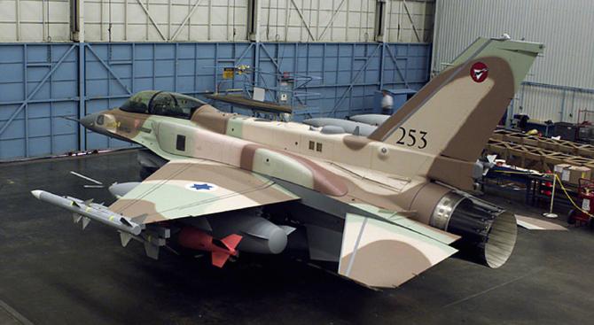 """Законопроект за ратифициране на международни договори """"Самолети F-16 Block 70"""