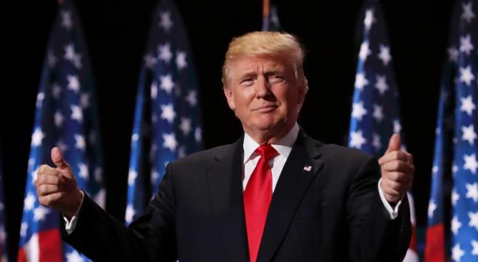Подкрепата за Тръмп сред републиканците се повиши след расистките му туитове