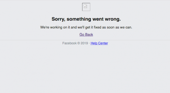 Facebook и Instagram блокираха