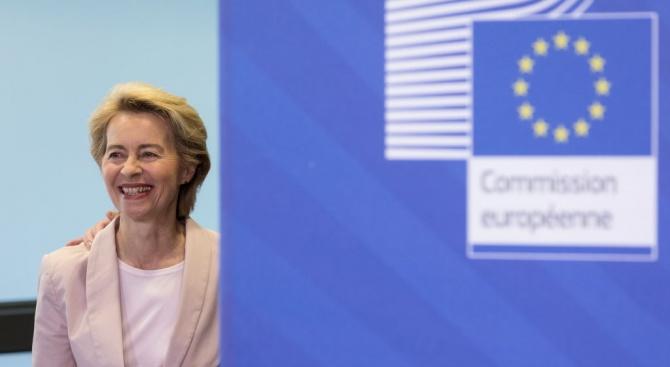Фон дер Лайен призова да не бъдат притискани страните от Източна Европа