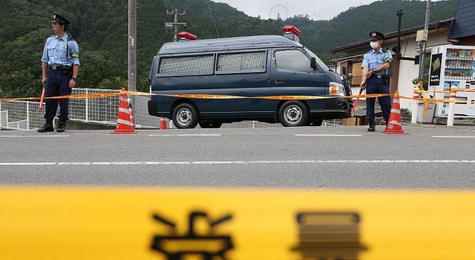 Подпалвачът от Киото е отмъщавал за кражба