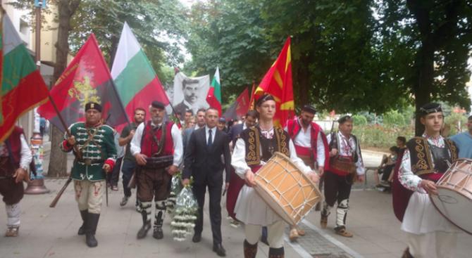 Честваме 116 години от Илинденско-Преображенското въстание