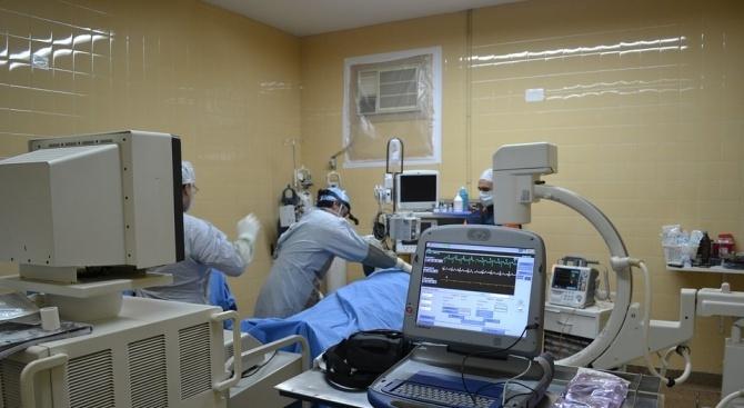 """Експертен център по муковисцидоза беше открит в университетската болница """"Света"""