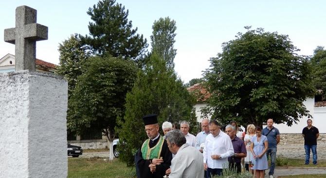"""В Карлово бяха отбелязани 142 години от най-кървавото събитие в историята на града - """"Страшното"""""""