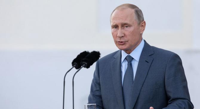 Путин: Руснаците и украинците са една нация