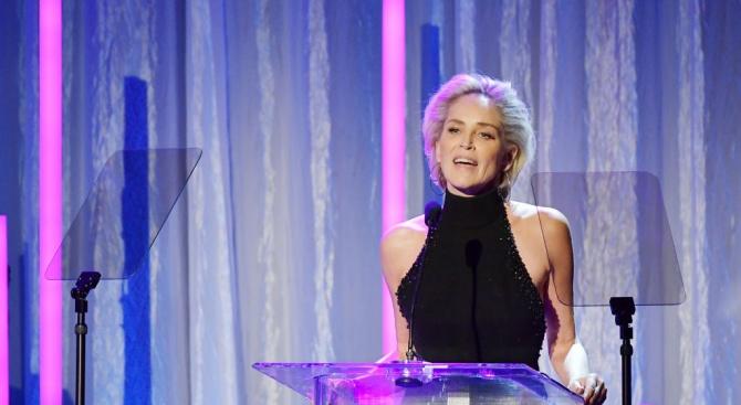 Шарън Стоун: С принцеса Даяна бяхме знаменити! Тя почина, аз получих инсулт