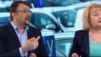 Настимир Ананиев: Цената от 1000 лв. за шофьорски курс е стряскаща