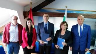 Община Ловеч и град Колашин, Черна гора, подписаха споразумение за побратимяване