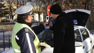 Спипаха мъртво пиян шофьор в Тетевен