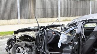 Румънският транспортен министър катастрофира в Букурещ