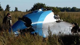 Самолет се разби в Швеция. Има загинали