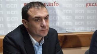 БСП свали политическото си доверие от градския председател на партията във Варна Борислав Гуцанов