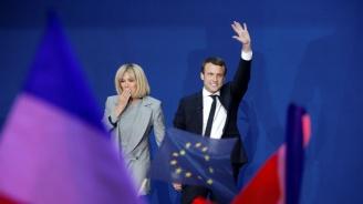 Сръбска медия разведе Макрон