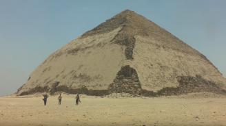 Малко известна египетска пирамида отвори врати за посетители