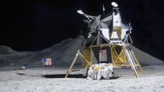 """Частично лунно затъмнение ще бъде наблюдавано на 50-годишнината от изстрелването на """"Аполо 11"""""""