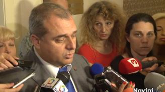 ВМРО ще подкрепи ветото на президента, обяви Искрен Веселинов