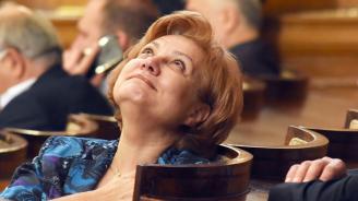Менда Стоянова: Ветото на президента бе очаквано