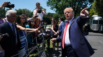 Доналд Тръмп: Не съм расист