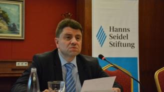 Красимир Ципов се закле като депутат от ГЕРБ