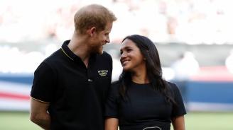 Принц Хари и съпругата му Меган влязоха в списъка на най влиятелните интернет звезди