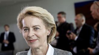 Владимир Путин поздрави Урсула фон дер Лайен за избирането ѝ за шеф на ЕК