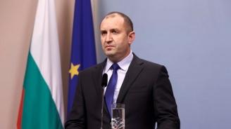 Румен Радев проведе работна среща с ръководителите на службите за сигурност