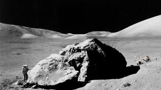 """Лунните камъни, събрани от мисиите на """"Аполо"""", дават още данни за земните вулкани"""