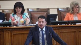 Иван Ченчев: При машинното гласуване няма манипулации и затова ГЕРБ го отменят