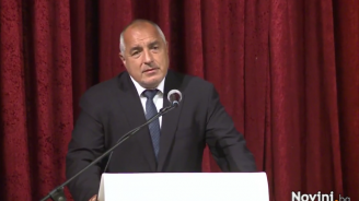 Борисов: Плащаме накуп изтребителите, за да не ни плаща борчовете някой следващ