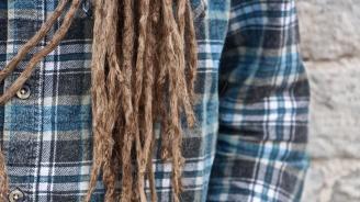 Индиец не си мие и подстригва 40 години косата по Божия заръка