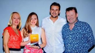 Българска кампания с международна награда за дигитален маркетинг