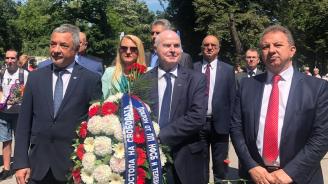 Валери Симеонов: В сърцата на всеки от нас най-големият светец остава Васил Левски