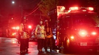 33 са загиналите при пожара в Япония
