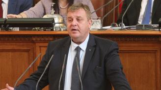 Каракачанов: Няма просперираща държава без надеждна армия