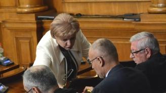 Менда Стоянова: Ако не беше ГЕРБ, сделката за новите изтребители, нямаше да я има