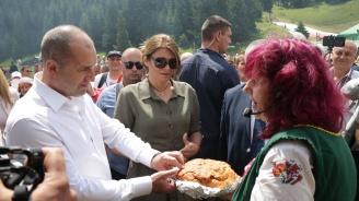 Президентът: Роженският събор ни напомня, че с дружни усилия можем да надмогнем апатията и да въздигнем България