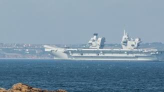 Ирански катер принуди танкер от Алжир да промени курса си към Иран
