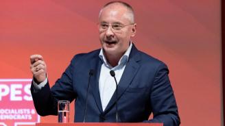 Станишев: Подкрепата ни за Урсула фон дер Лайен не е безусловна