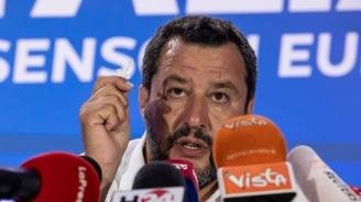 Салвини: Не може Франция и Германия сами да определят миграционната политика