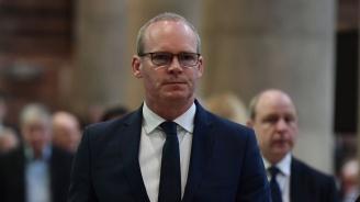 Ирландският външен министър към бъдещия британски премиер: Бъдещите отношения с ЕС може да бъдат променени