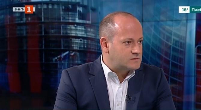 Евродепутатът Радан Кънев разказа в интервю за БНТ, че това,